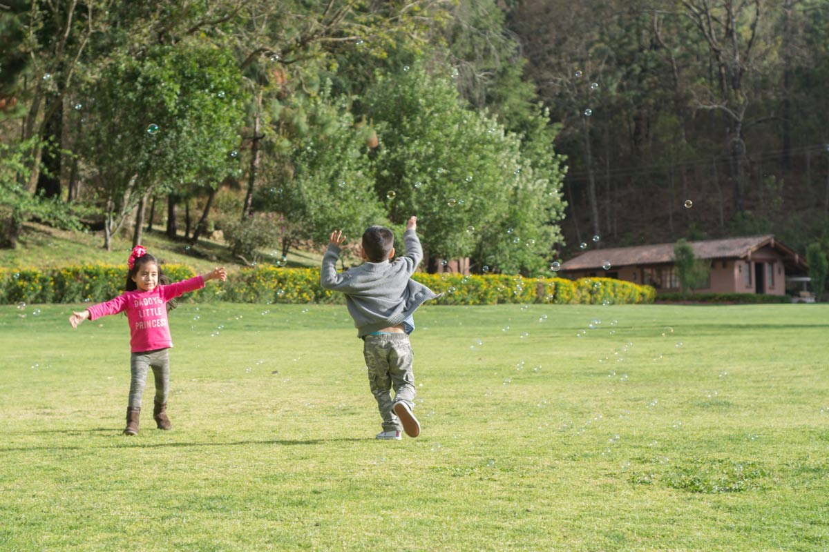Vacaciones con niños en la montaña: todo un mundo de diversión
