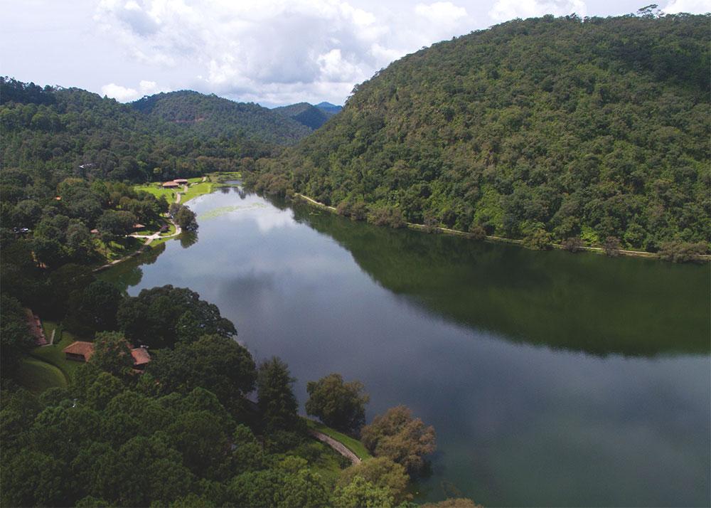 Por qué visitar Sierra Lago