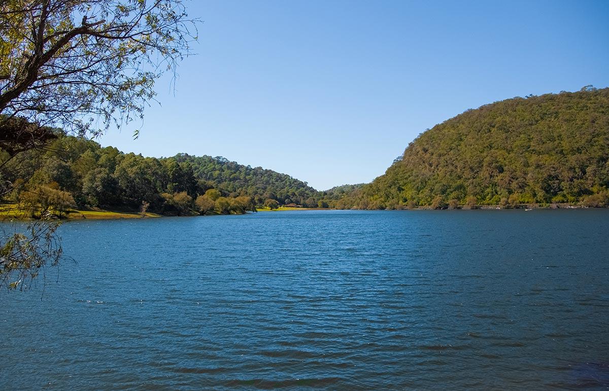 Lago y Montaña. Lo mejor de dos mundos.