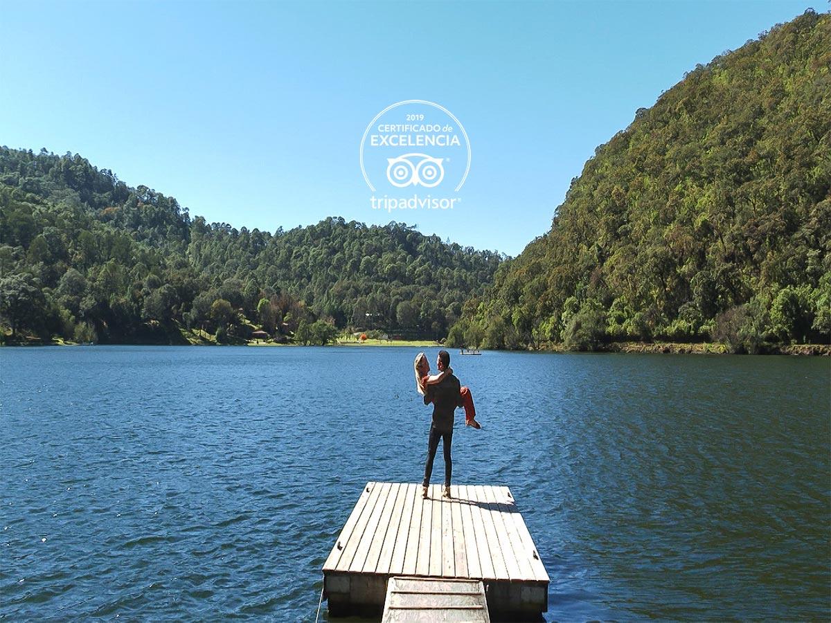 Sierra Lago Resort Galardonado con Certificado de Excelencia de TripAdvisor