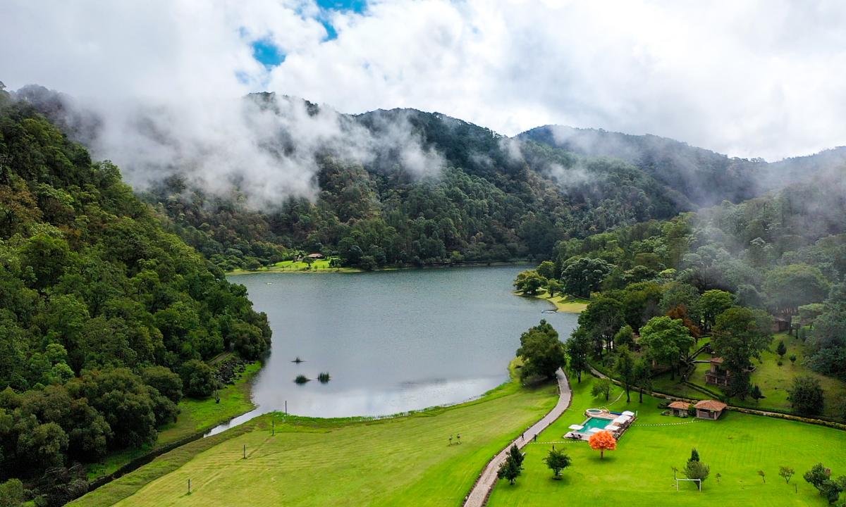 sierra lago resort