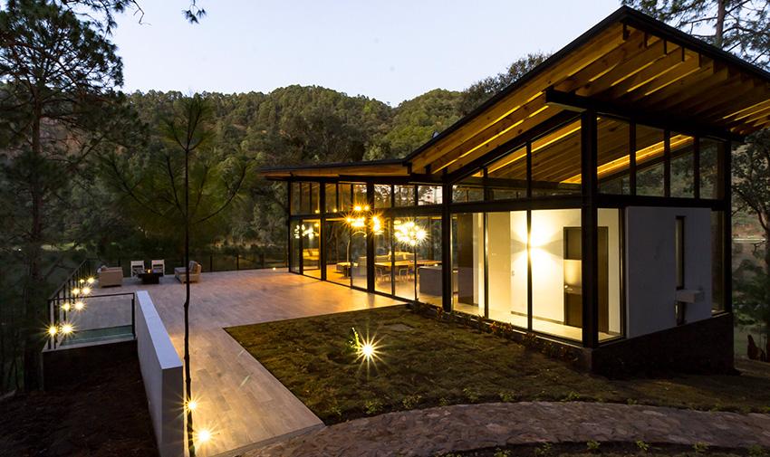 Casa lago sierra lago resort spa - La casa de la mascota ...